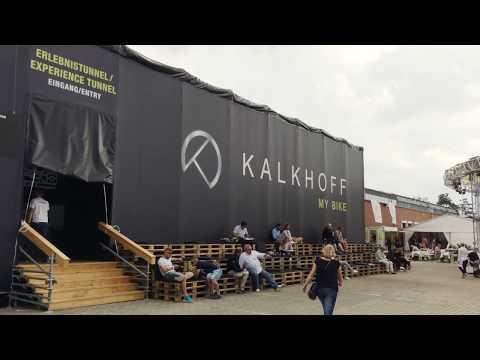 KALKHOFF | BikeExpo 2017 | Line-up 2018