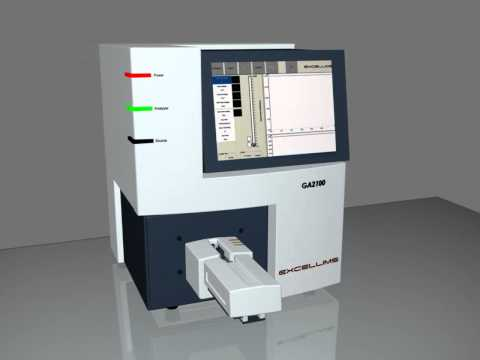 GA2100 DS Video