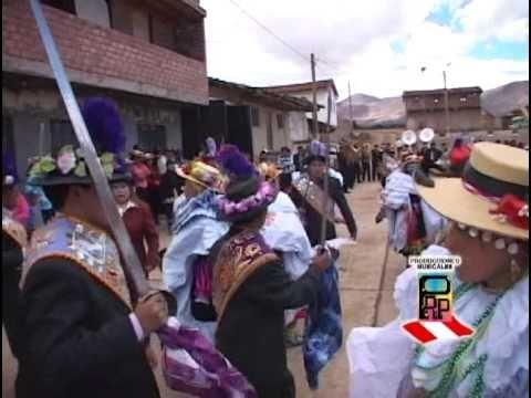 Los capitanes, el Inca y sus Pallas.  Bolognesi  - Ancash