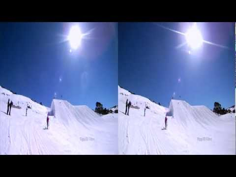 Thredbo in 3D - Toyota One Hit Wonder Downunder 2011