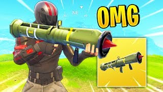 NEW GUIDED MISSILE WEAPON COMING! | Fortnite Best Stream Moments #71 (Battle Royale)