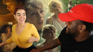 FIRST TIME LISTENING TO TAYLOR SWIFT   Taylor Swift - cardigan (Official Music Video) [REACTION]
