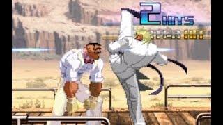 Dudley Counter Bait too good - Capcom Vs SNK Evolution Rev 2 - Alex-Dante (Left) Vs Darren (Right)