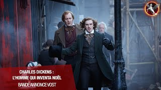 Charles dickens : l'homme qui inventa noël :  bande-annonce VOST