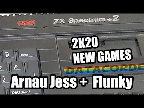 ZX SPECTRUM 2020 NEW GAMES VOL 1