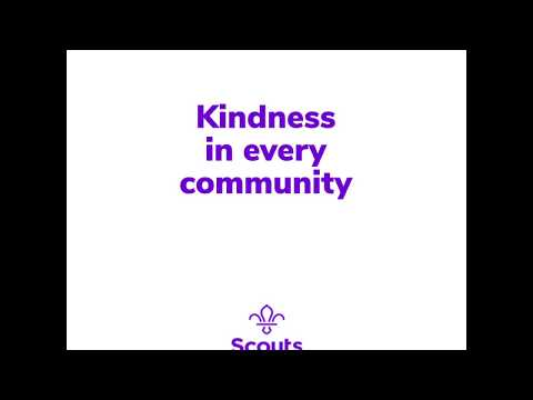 Kindness in every community.