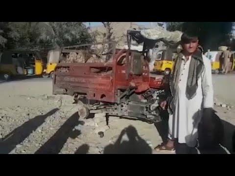 Civileket ölt két bomba Afganisztánban