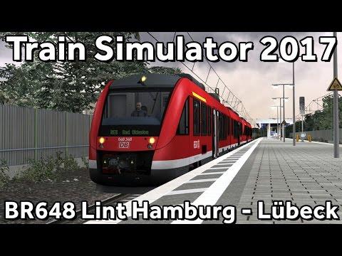 Train Simulator 2017: BR648 on Hamburg - Lübeck (DB Regio)