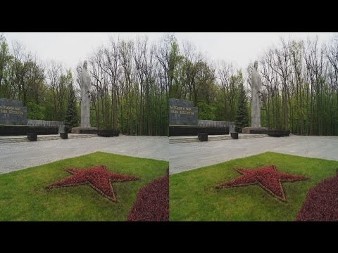 Memorial of Glory in 3D ( KHARKOV, Ukraine )