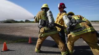 Ventura County Fire Department Academy 52.  2016 Photo and Video Montage