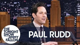 Paul Rudd Fainted in a Hong Kong Bathroom and Woke Up in an Odd Position