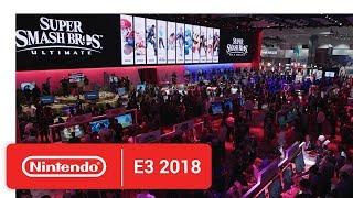 Nintendo at E3 Official Day 1 Recap - E3 2018