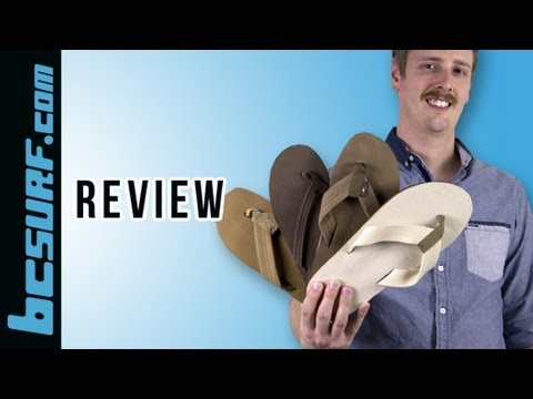Rainbow Sandals Review - BCSurf.com