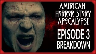 AHS: Apocalypse Episode 3 Breakdown and Details You Missed!