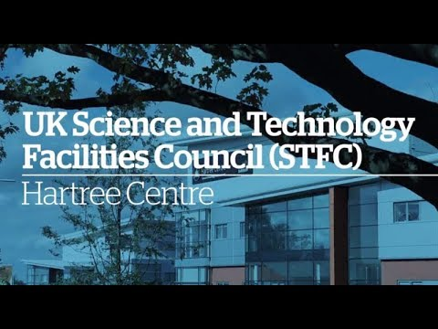 Atos working in partnership with STFC Hartree Centre
