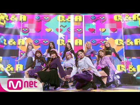[Cherry Bullet - Q&A] KPOP TV Show | M COUNTDOWN 190214 EP.606