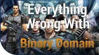 GAME SINS   Everything Wrong With Binary Domain