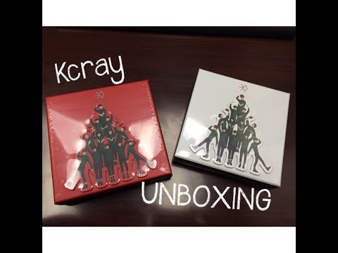 Unboxing Exo K&M's Miracles in December Album + Giveaway (Closed) ♡