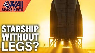SpaceX Starship Without Legs? Is Elon Musk Serious? Blue Origin & Rocket Lab Next Gen Rockets!