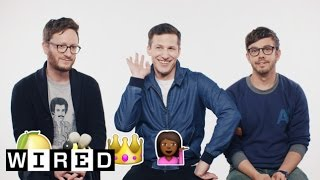 Social Media 101 From Andy Samberg & The Lonely Island | WIRED
