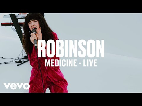 Robinson - Medicine (Live) | Vevo DSCVR ARTISTS TO WATCH 2019