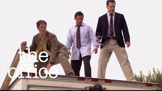 Parkour PARKOUR - The Office US