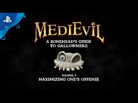 A Bonehead's Guide to Gallowmere, Volume 3