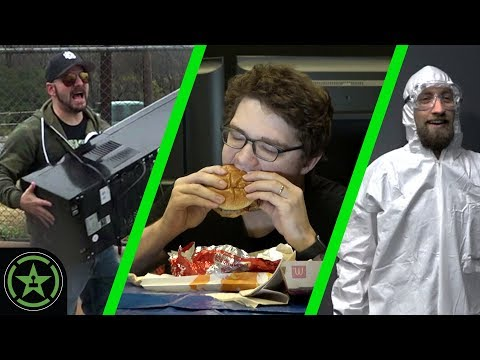 OUR BEST DAY EVER - Achievement Hunter Holiday Video