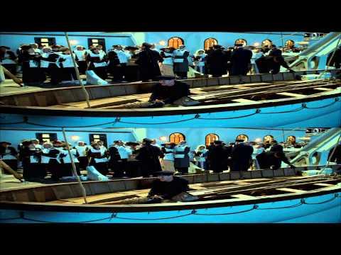 3D Check: Titanic 3D - Best Scenes (3D 1080p)