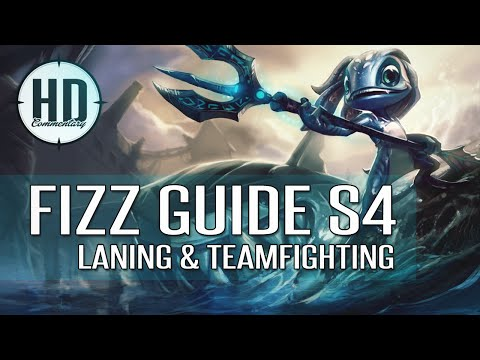 Fizz Guide Season 4 How To Play Fizz Runes Masteries Item