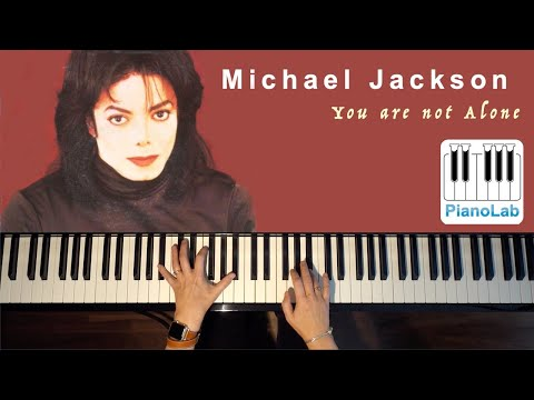 Baixar You are not alone Michael Jackson piano cover