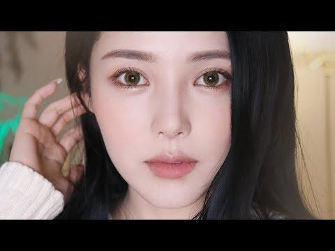 Calm Beige Makeup (With sub) 차분한 베이지 메이크업🍞