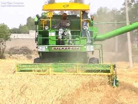 Modern Harvester Combine for Your Farm