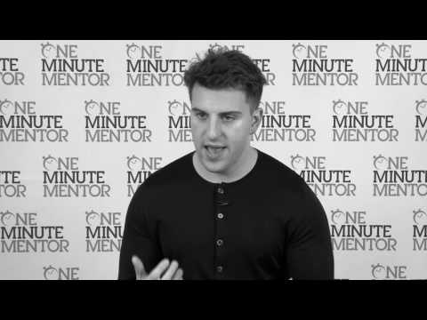 Hearst One Minute Mentor: Brian Chesky on Innovation
