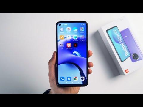 Xiaomi Redmi Note 9T (Unboxing od XM.cz)