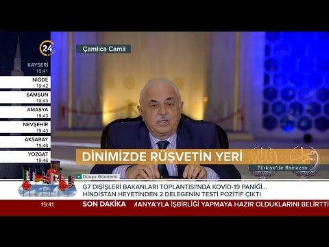 Türkiye'de Ramazan – 05 05 2021