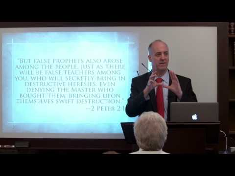 Keith Mathison: Heresy in the Early Church