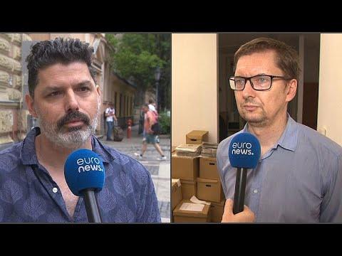 """Jornalistas húngaros espiados pela """"Pegasus"""" temem pela segurança das fontes"""