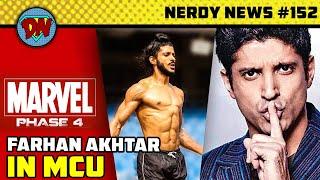 Farhan Akhtar in MCU, Tobey Maguire Spider-man, Black Adam, Madripoor, Loki | Nerdy News #152