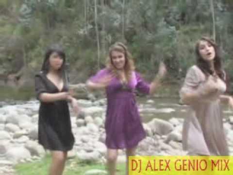 CUMBIAS ECUATORIANAS (=VIDEO MIX-)DJ ALEX