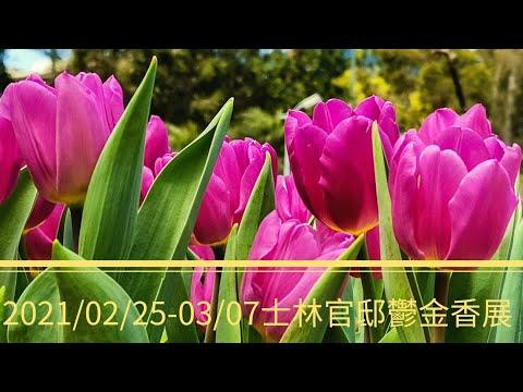 2021/02/25-03/07  士林官邸鬱金香展