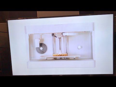 MarkForged 3D Printing