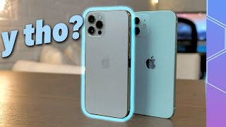 Why does iPhone 12 Pro even exist?