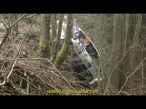 ERC Janner Rallye 2014 - Action & Crash