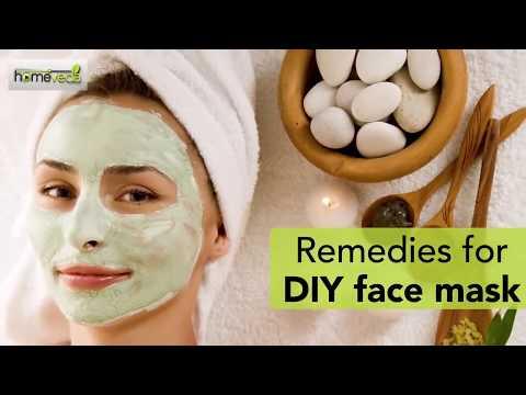 DIY Face Masks| Secret Ingredient: Honey| Homeveda Remedies