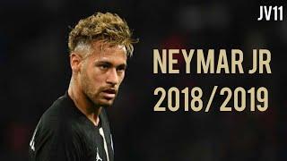 Neymar JR | Melhores Dribles & Gols | 2018/2019 |HD|