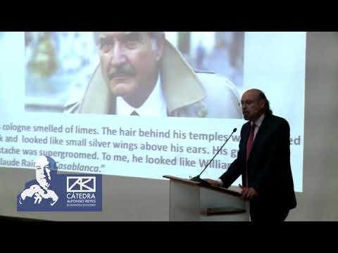 Vidéo de  Carlos Fuentes