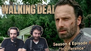 """The Walking Dead Season 4 Episode 4 Reaction """"Indifference"""""""