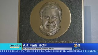 Trending: Brandi Chastain Bust Is A Bust