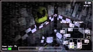 Todos los jumpscares/All Jumpscares from FNAF 1,2,3 [Included FNAF3 FanMade and Fanmade Jumpscares]